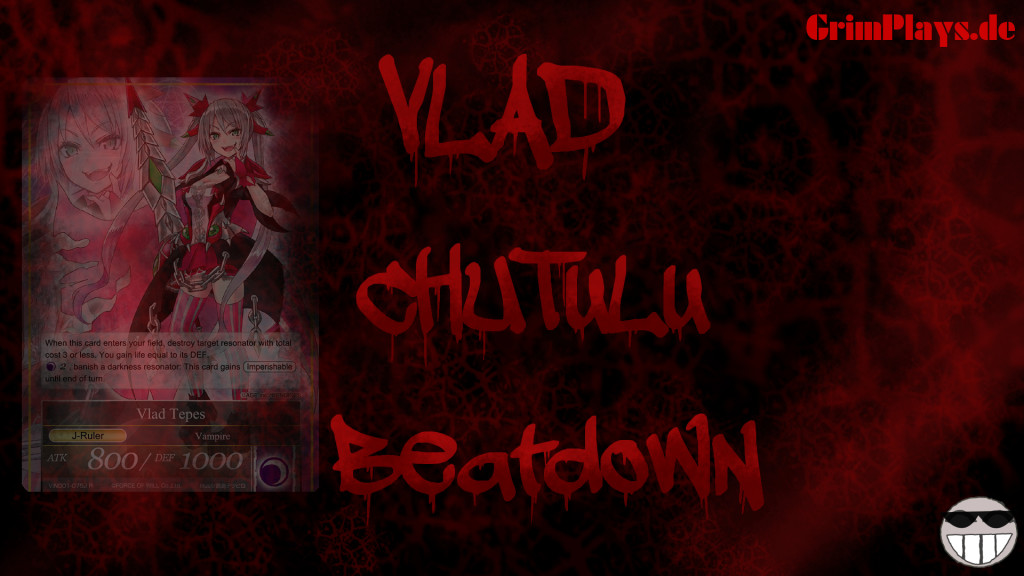 Force of Will Deck Profile Vlad Cthulhu Beatdown