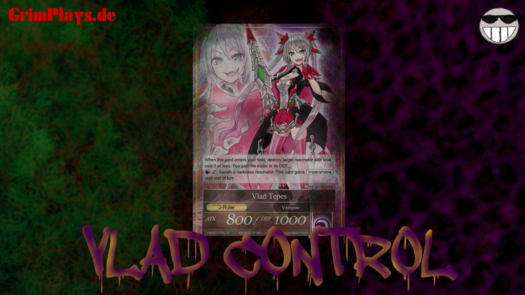 Force of Will Deck Profile Vlad Control Burn