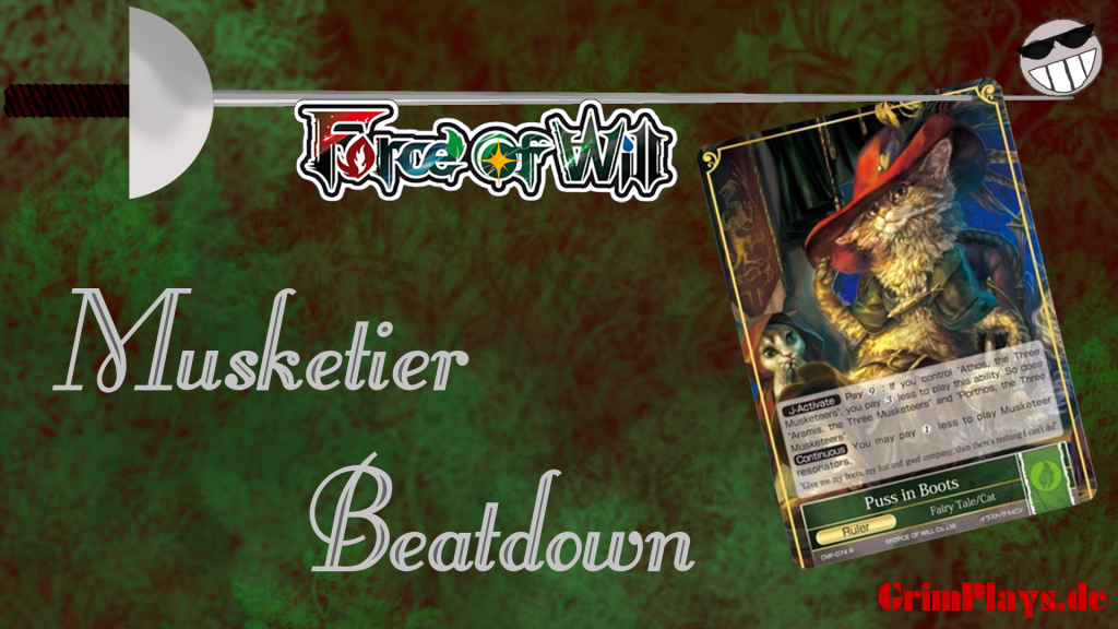 force of will musketier beatdown
