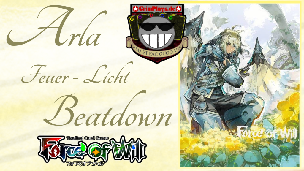 Force of Will Arla Beatdown Deck Profile