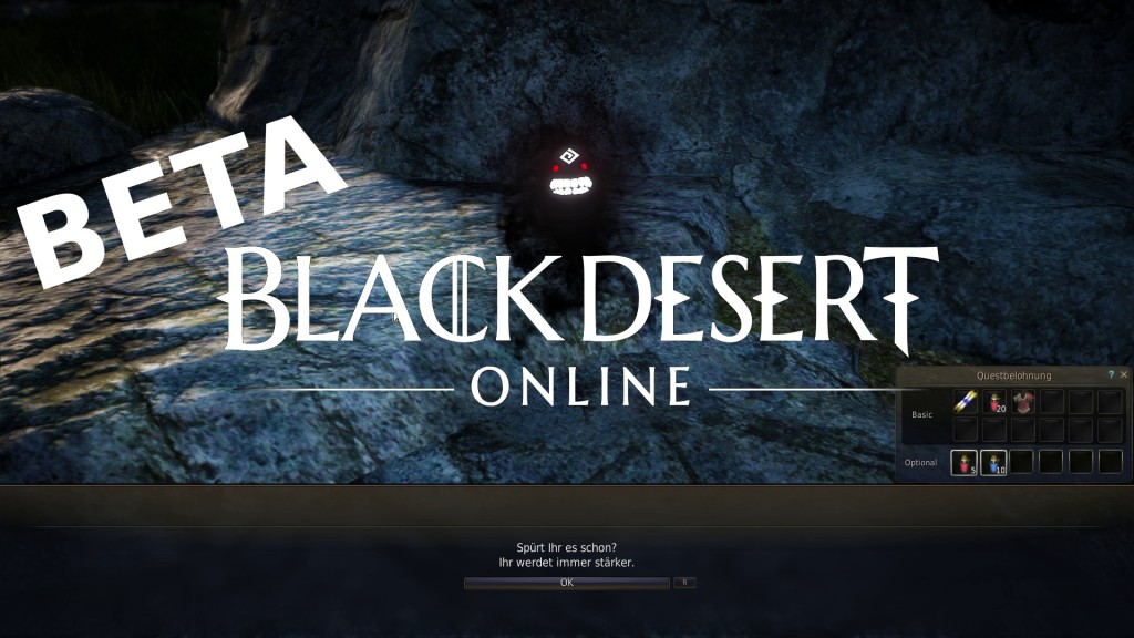 black desert online beta let's play german