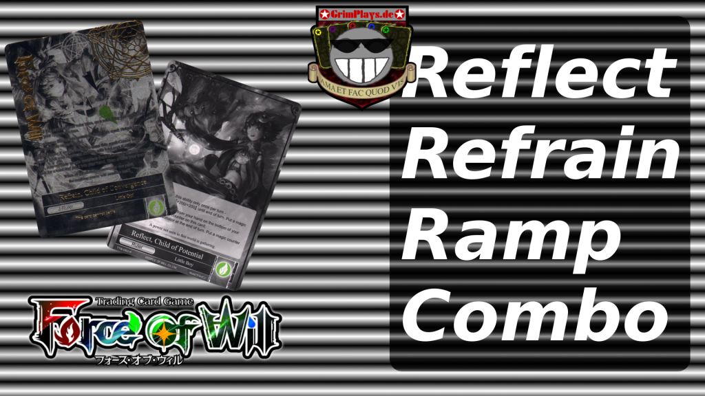 Force of will Reflect Refrain Ramp Compo Deck Profile