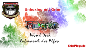 Force of Will starter wind deck aufmarsch der elfen